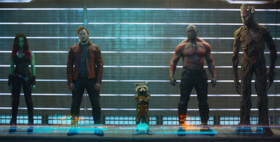 Incoming: GUARDIANS OF THE GALAXY #GOTG
