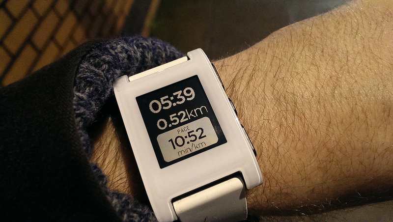 Pebble: first thoughts