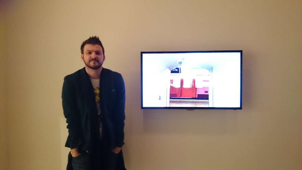 Exhibiting at the Saatchi Gallery
