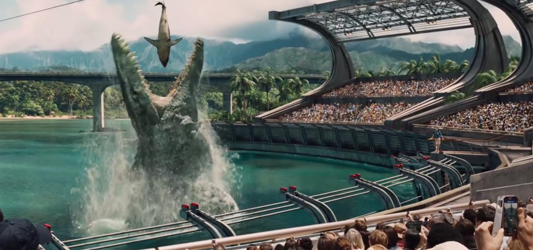 Jurassic World of Brands