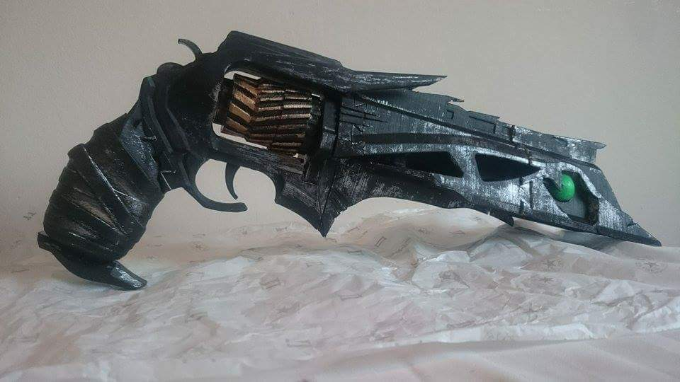 3D Printing THORN from Destiny