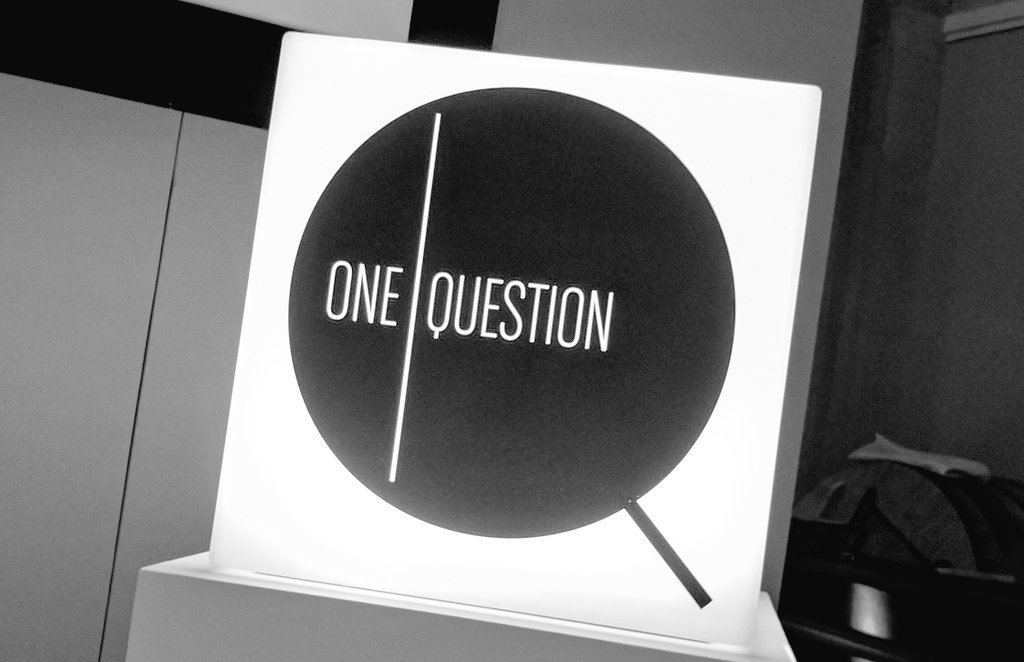 Why @OneQuestionConf was the best event I went to in 2016